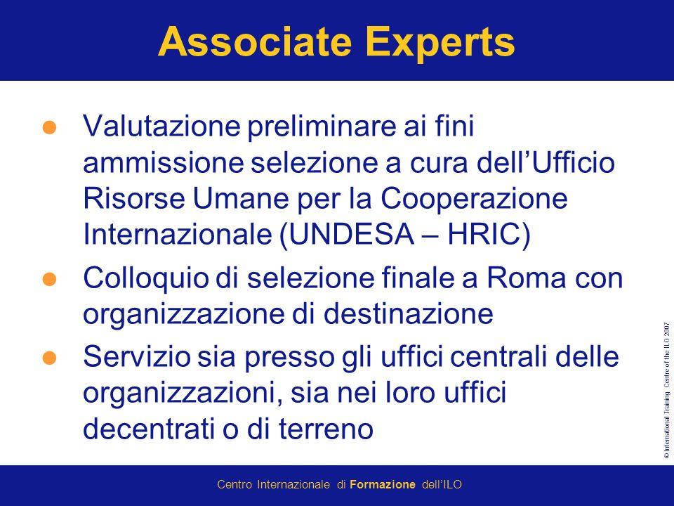 Centro Internazionale di Formazione dell'ILO