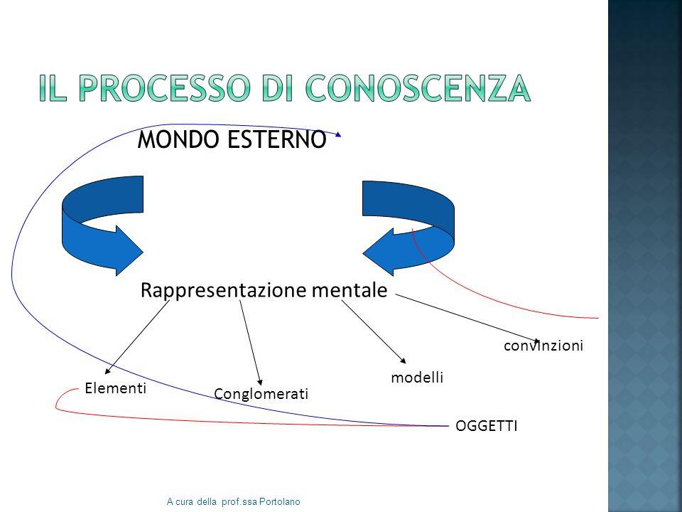 Il processo di conoscenza