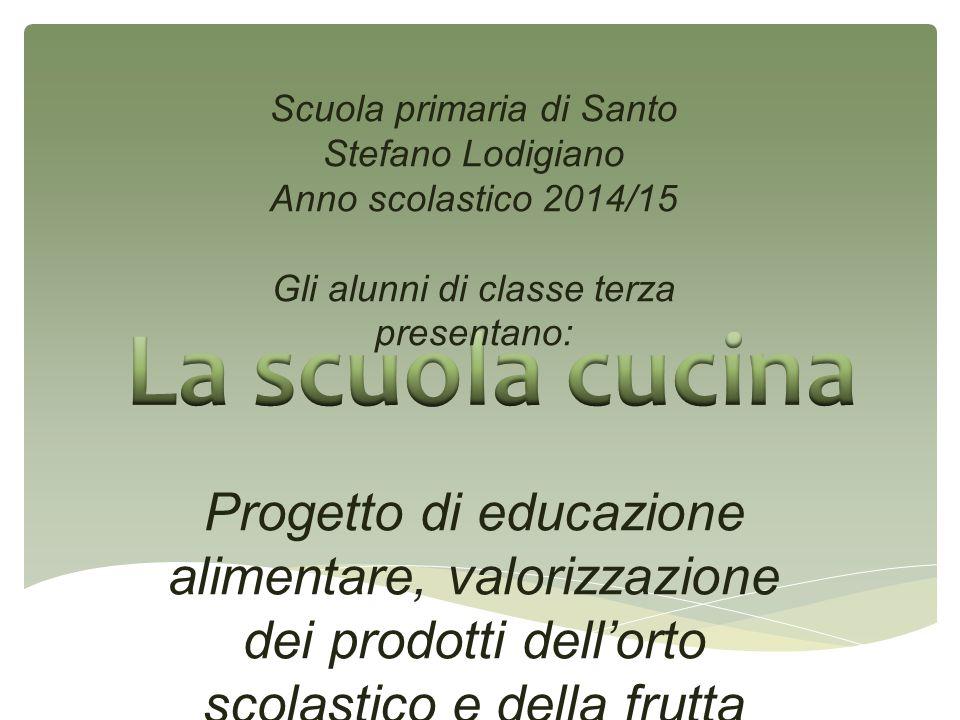 Scuola primaria di Santo Stefano Lodigiano