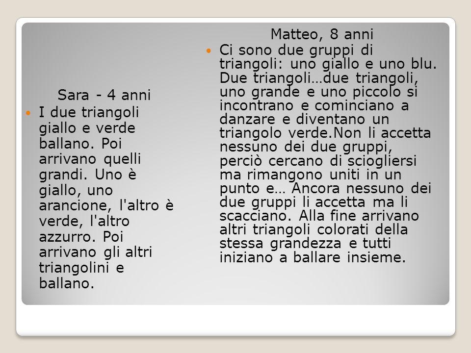 Matteo, 8 anni