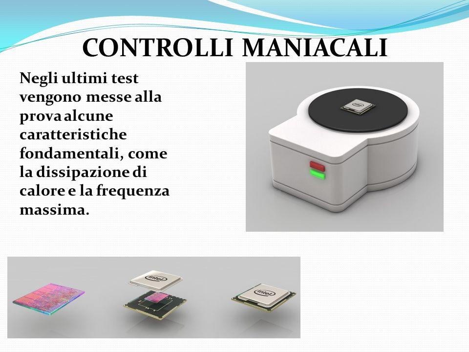 CONTROLLI MANIACALI