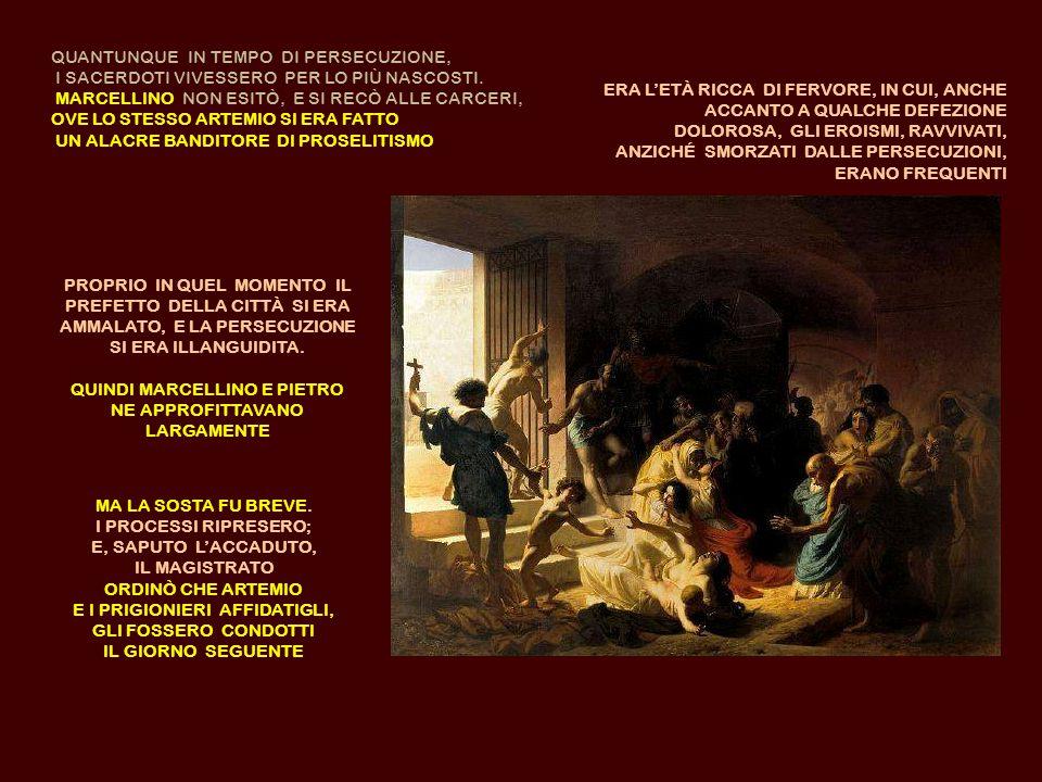 QUANTUNQUE IN TEMPO DI PERSECUZIONE,