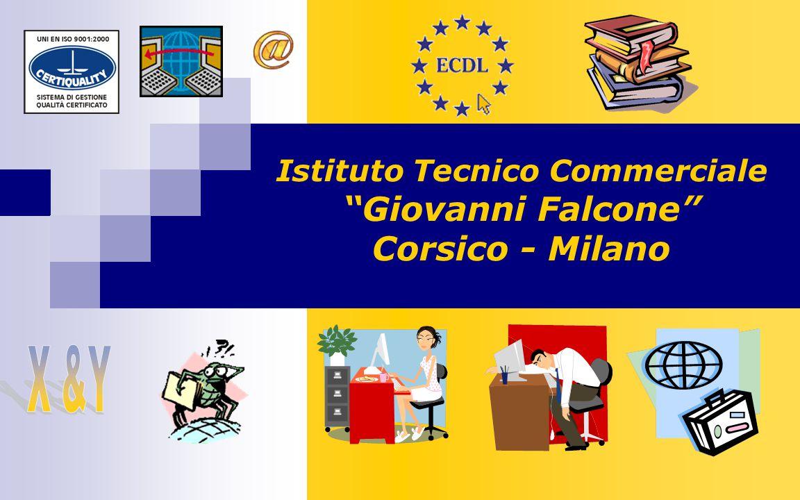 Istituto Tecnico Commerciale Giovanni Falcone Corsico - Milano