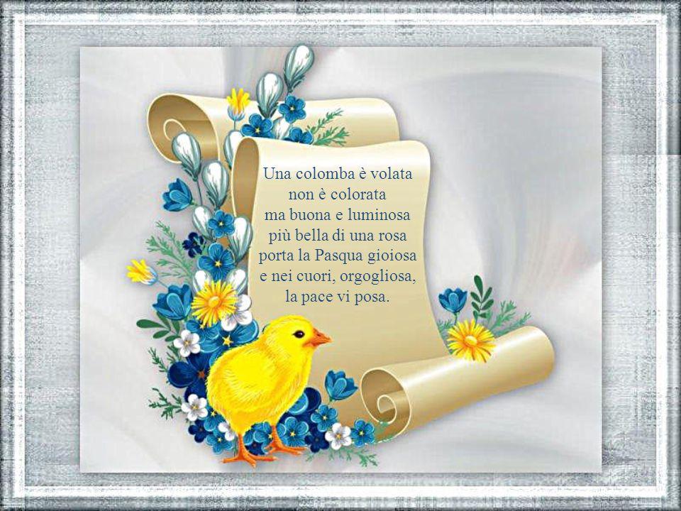 porta la Pasqua gioiosa