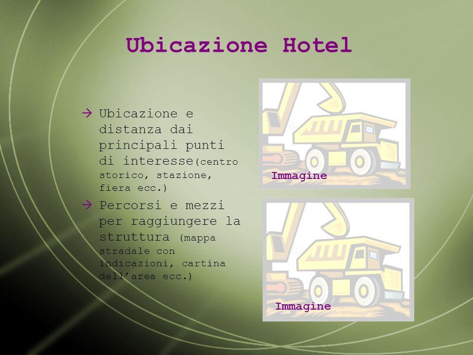 Ubicazione Hotel Ubicazione e distanza dai principali punti di interesse(centro storico, stazione, fiera ecc.)