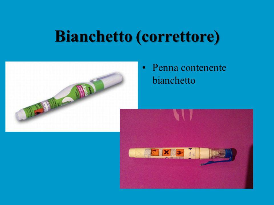 Bianchetto (correttore)