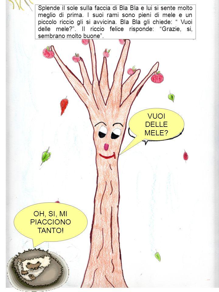 OH, SI, MI PIACCIONO TANTO!