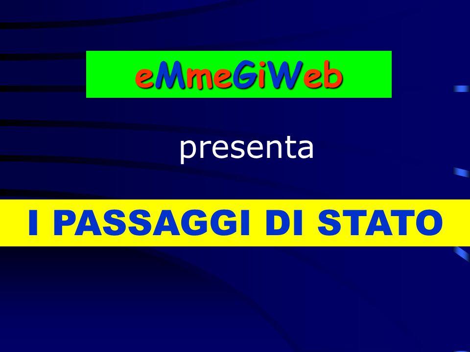 eMmeGiWeb presenta I PASSAGGI DI STATO