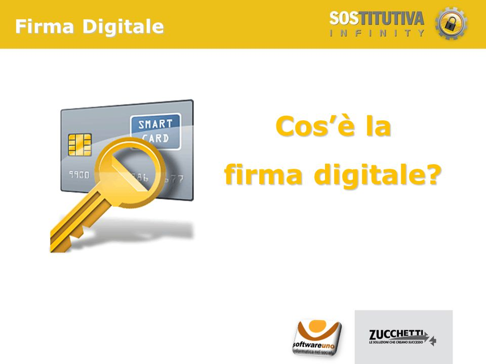 Cos'è la firma digitale