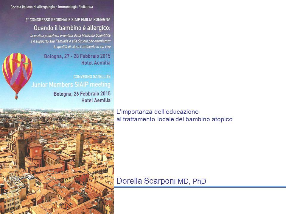 Dorella Scarponi MD, PhD