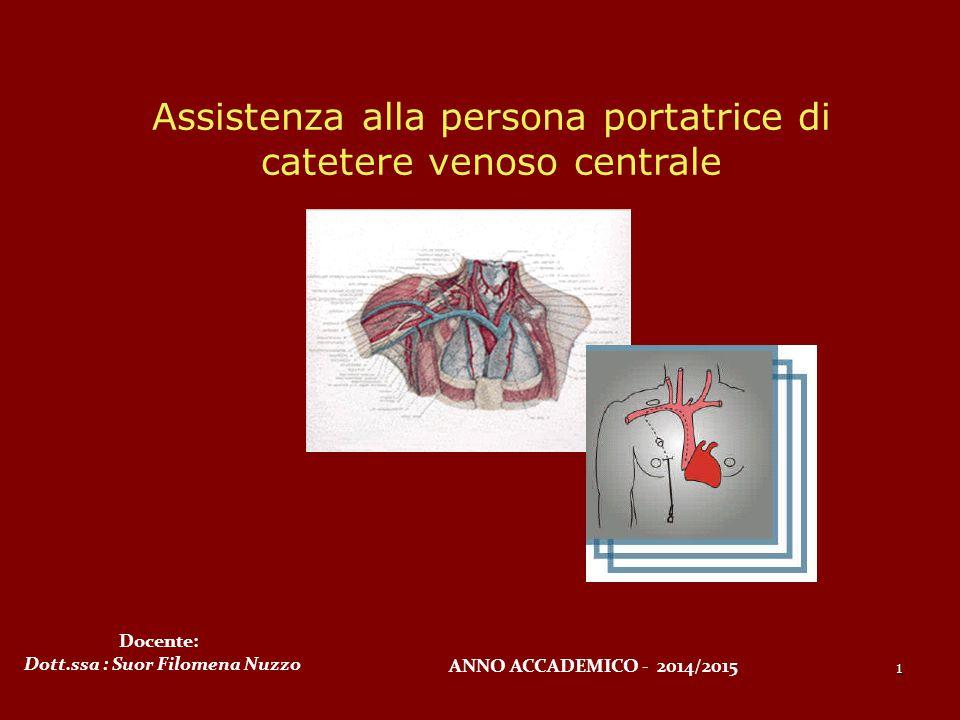 Dott.ssa : Suor Filomena Nuzzo