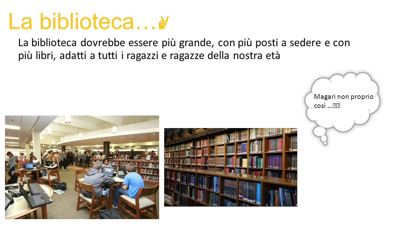 La biblioteca…✌