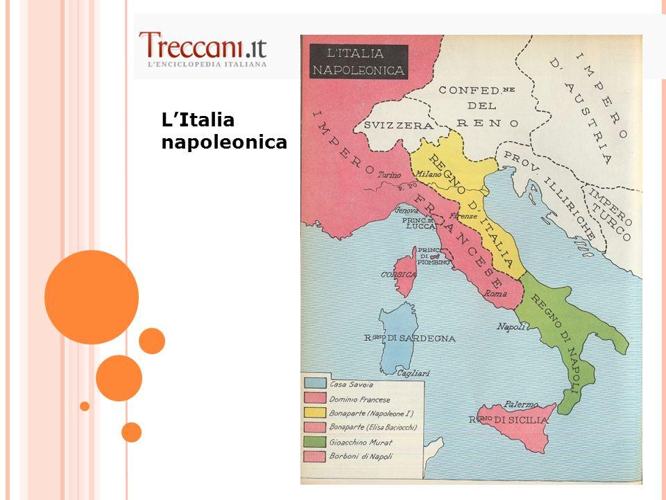L'Italia napoleonica