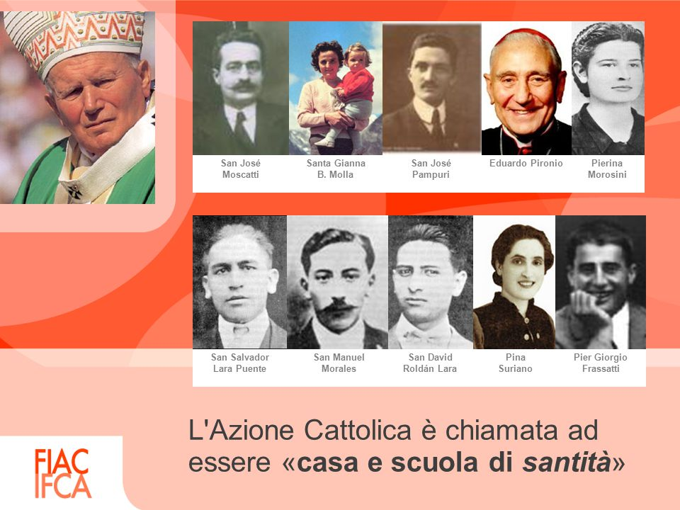L Azione Cattolica è chiamata ad essere «casa e scuola di santità»