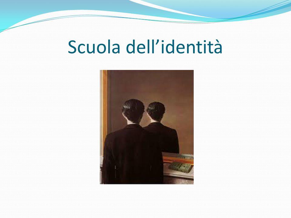 Scuola dell'identità