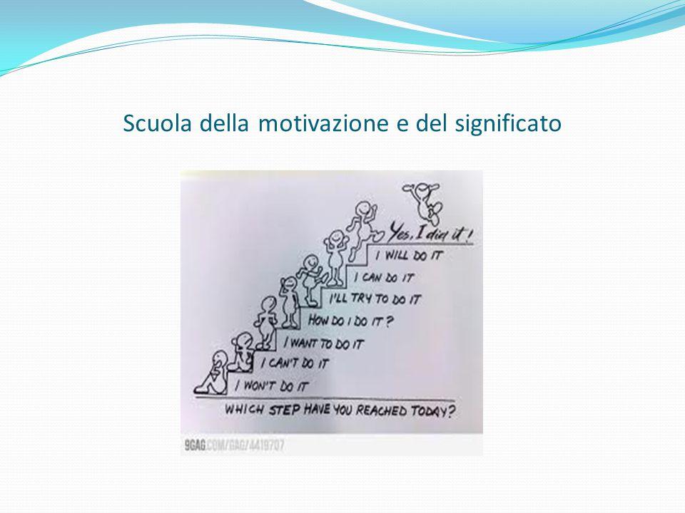 Scuola della motivazione e del significato
