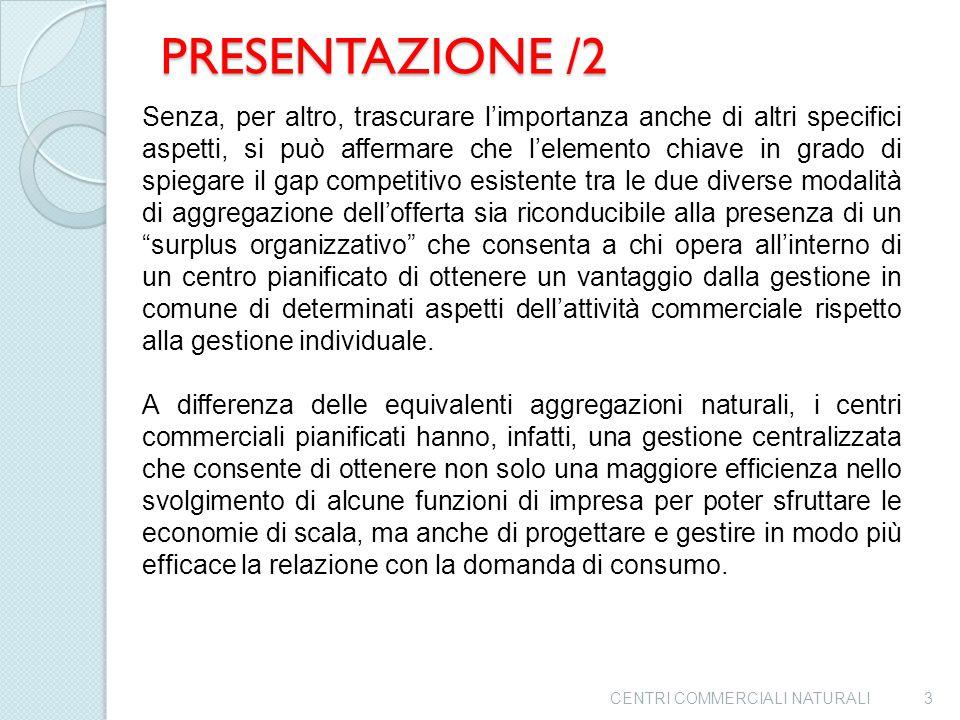 PRESENTAZIONE /2