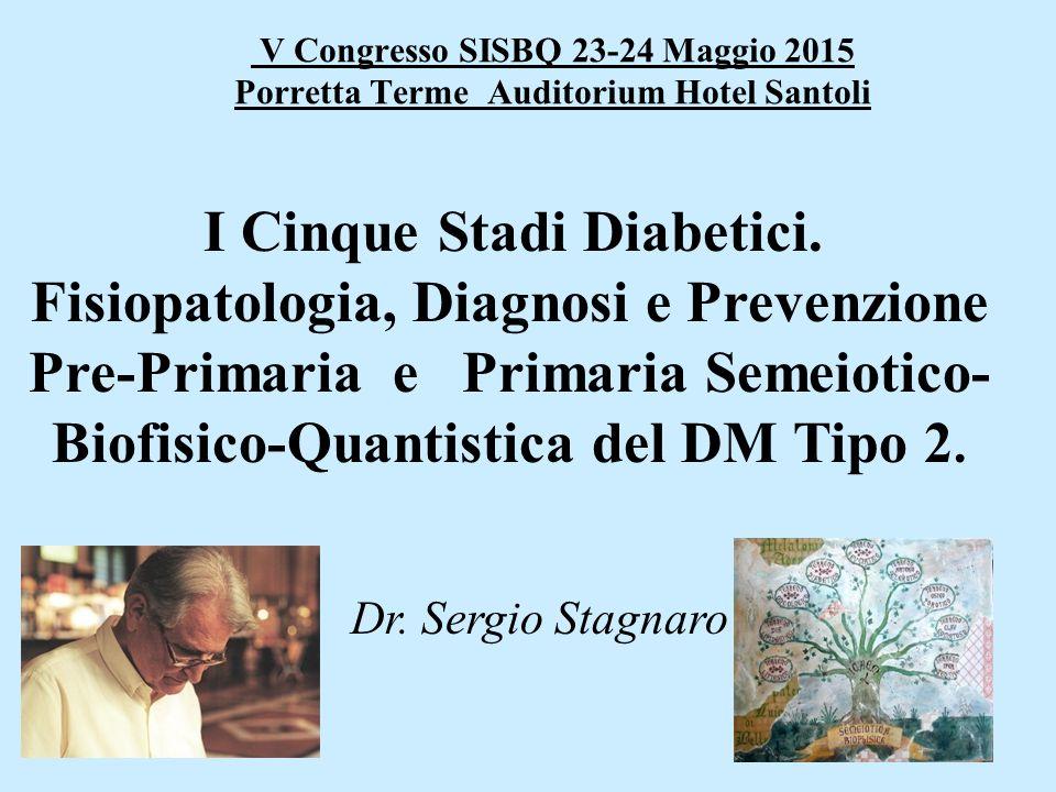V Congresso SISBQ 23-24 Maggio 2015 Porretta Terme Auditorium Hotel Santoli