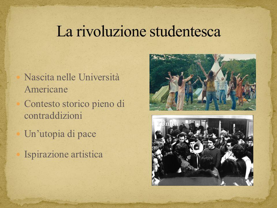 La rivoluzione studentesca