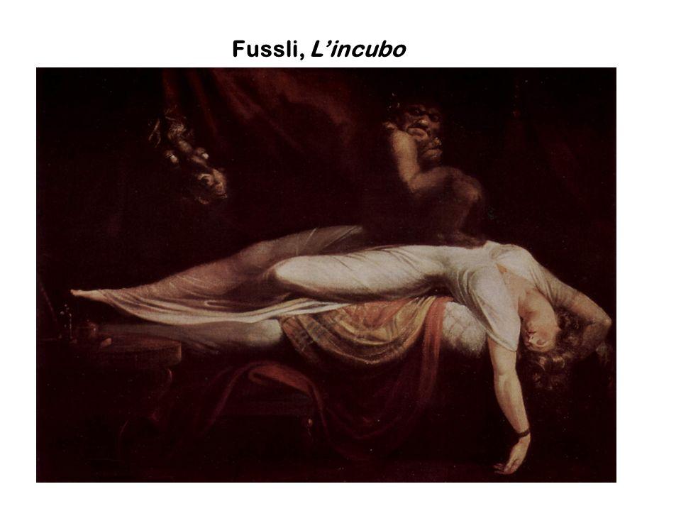 Fussli, L'incubo