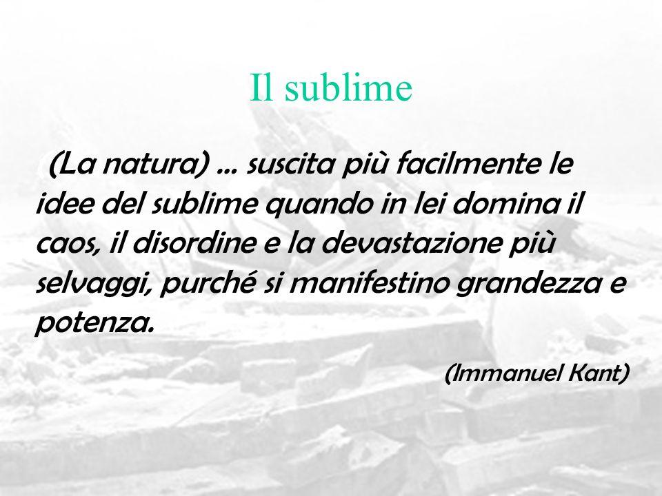 Il sublime