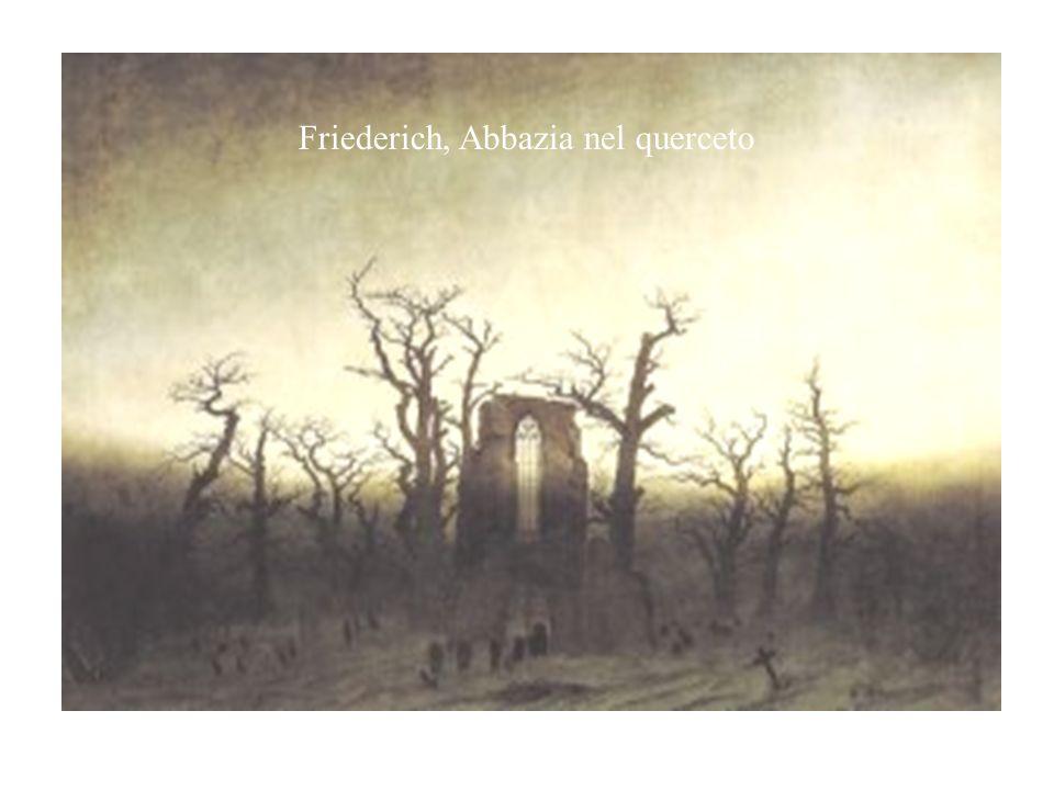 Friederich, Abbazia nel querceto
