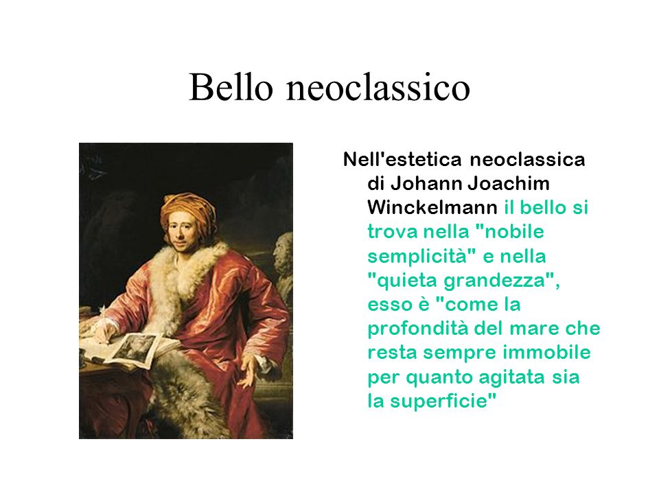 Bello neoclassico