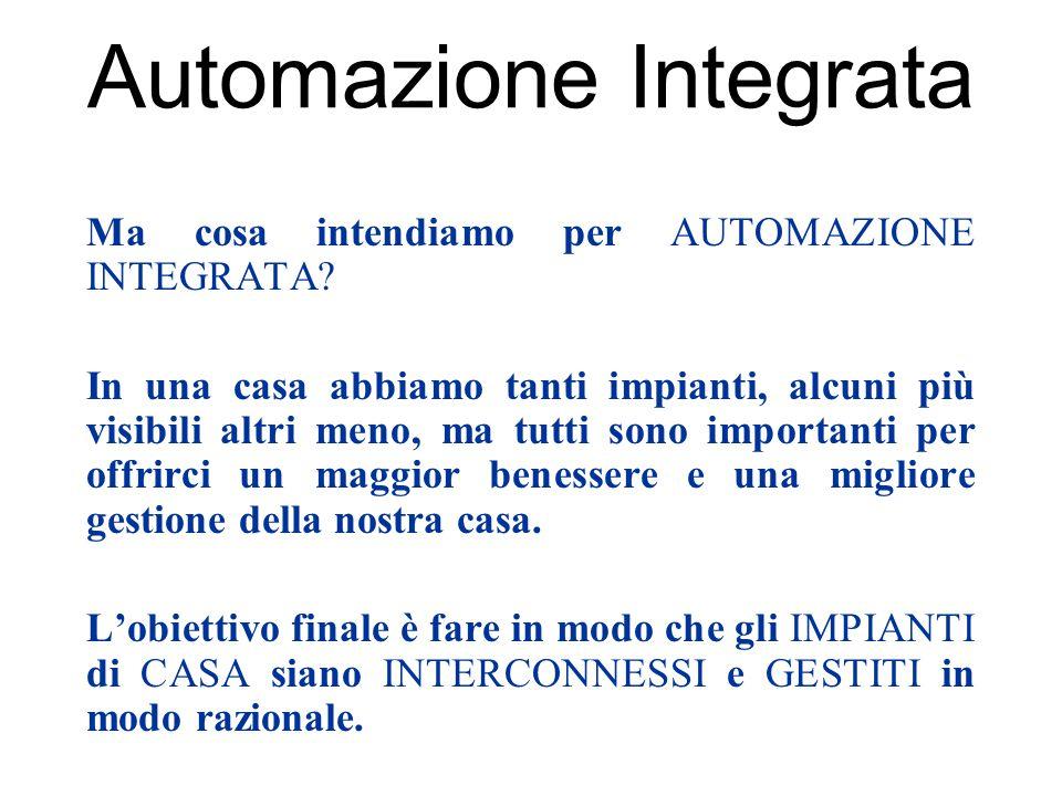 Automazione Integrata