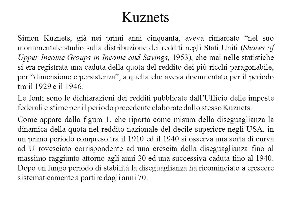 Kuznets