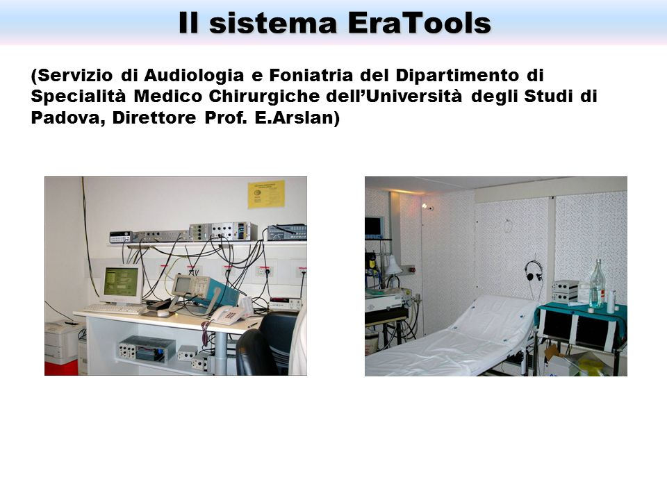 Il sistema EraTools
