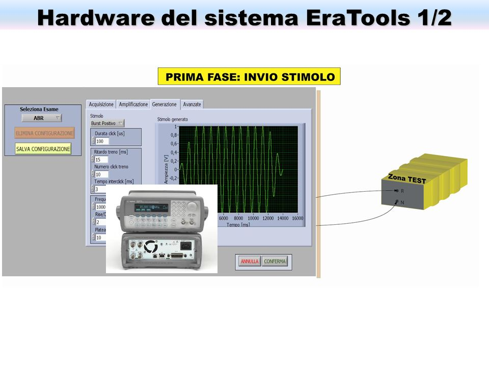 Hardware del sistema EraTools 1/2