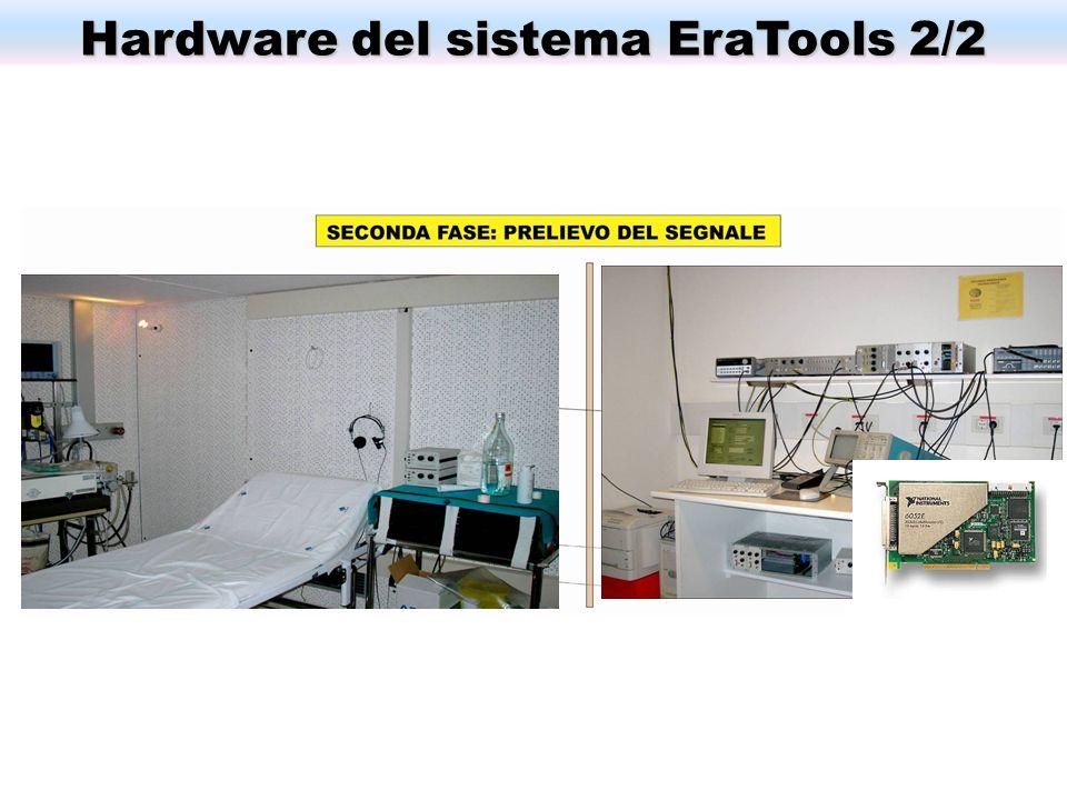 Hardware del sistema EraTools 2/2