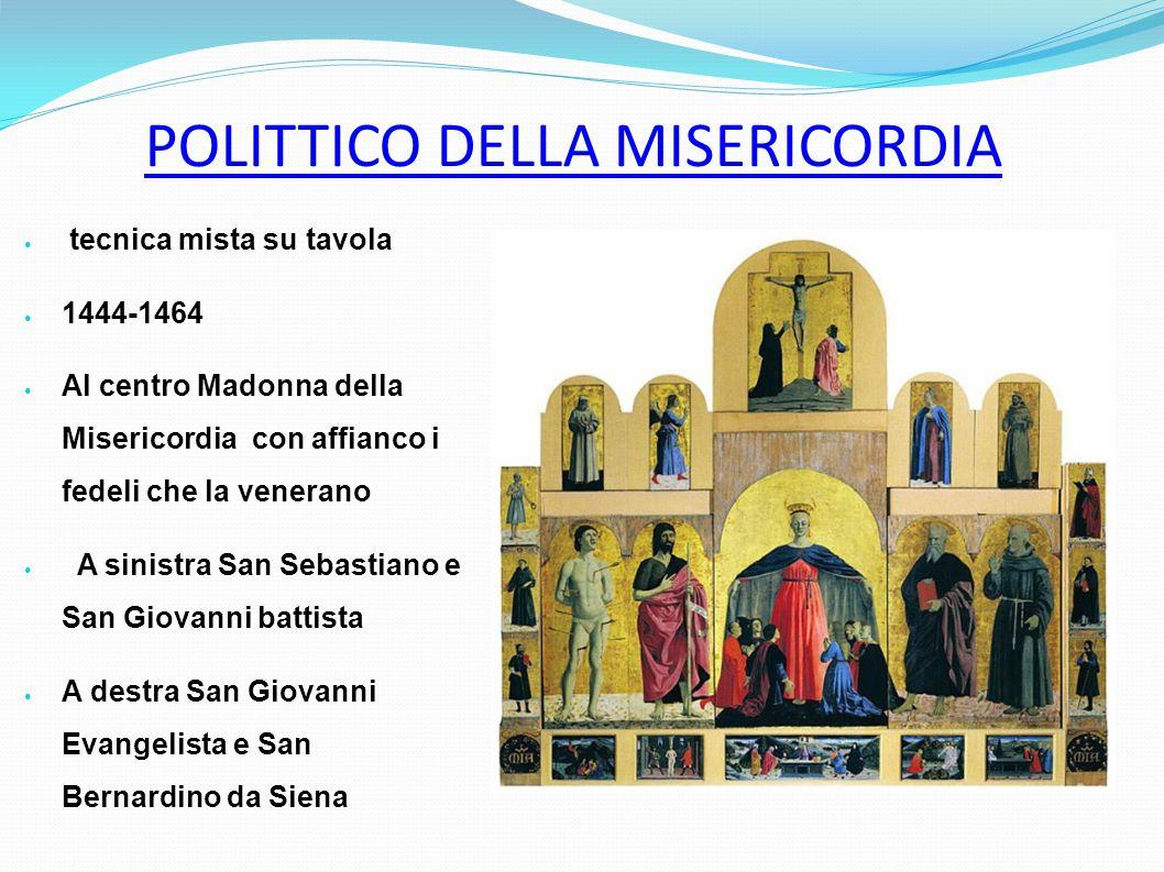POLITTICO DELLA MISERICORDIA