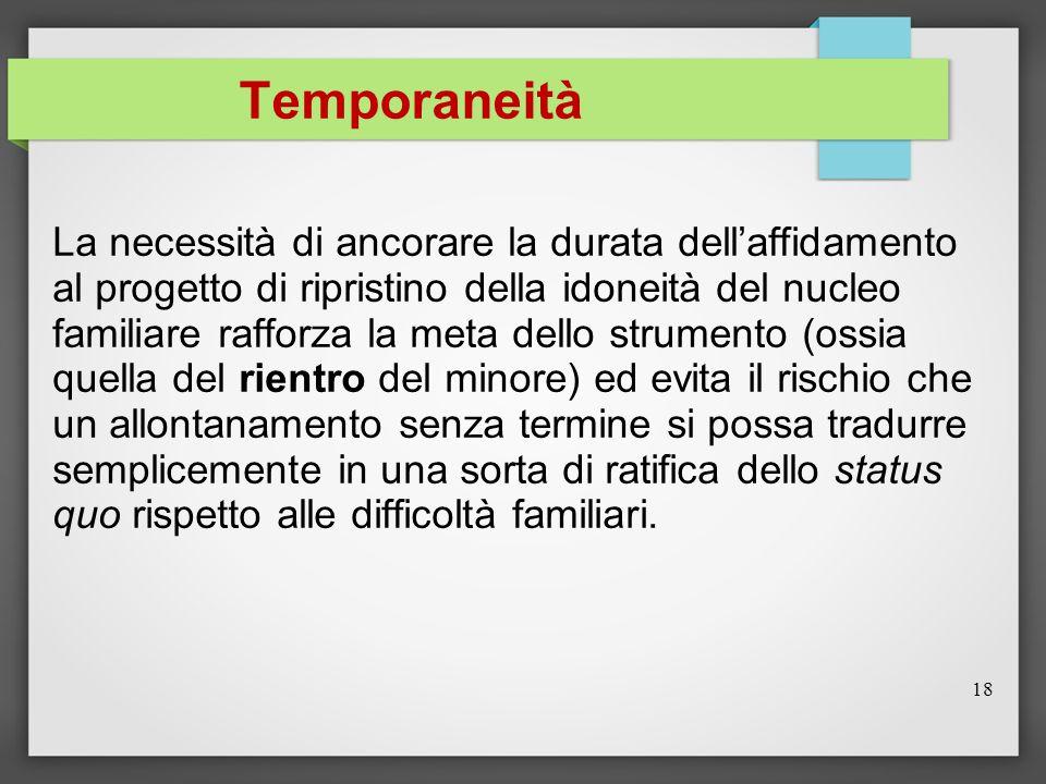 Temporaneità