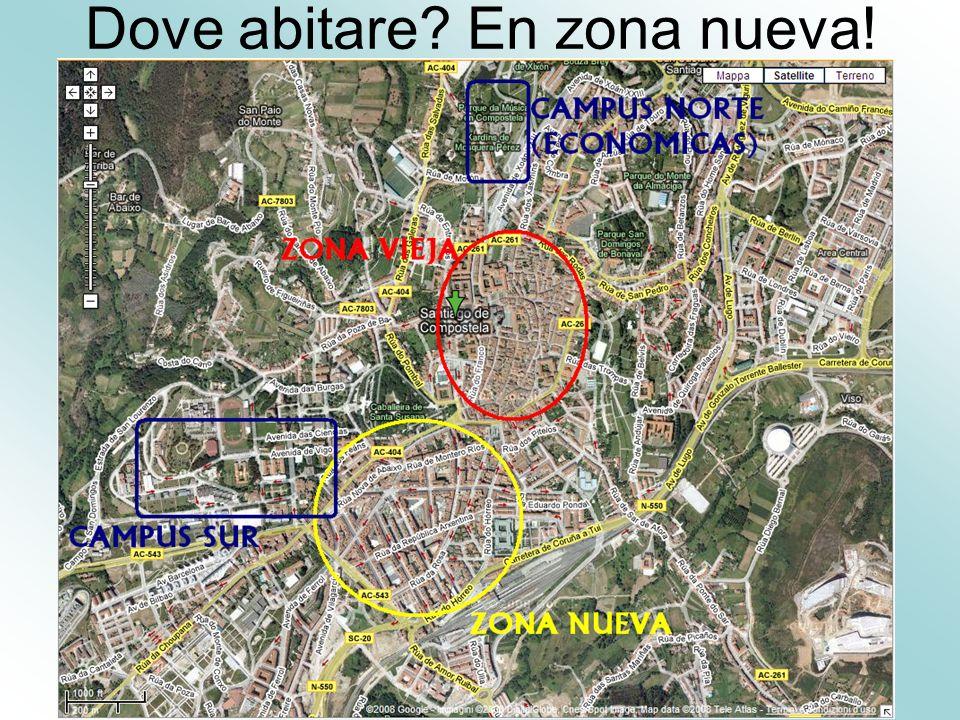 Dove abitare En zona nueva!