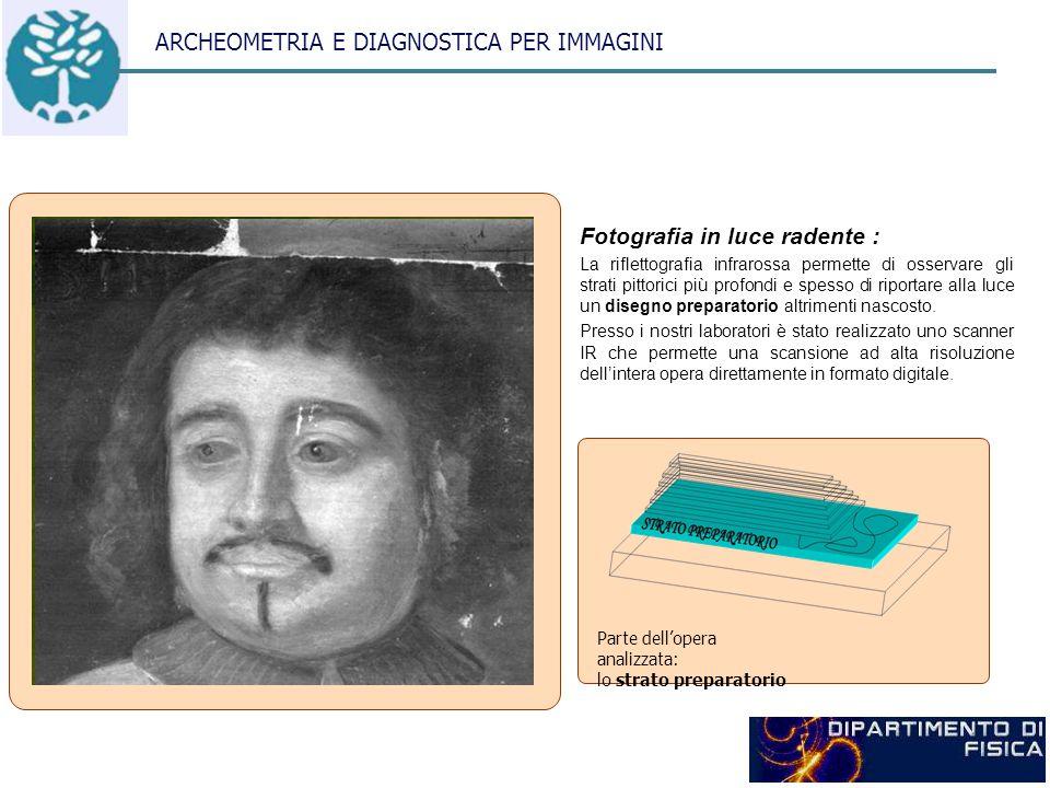 ARCHEOMETRIA E DIAGNOSTICA PER IMMAGINI