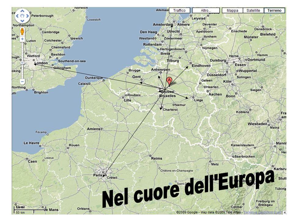 Nel cuore dell Europa