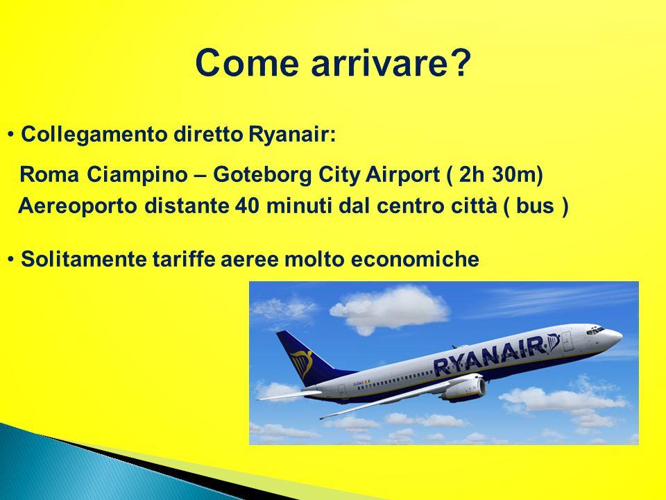 Come arrivare Collegamento diretto Ryanair: