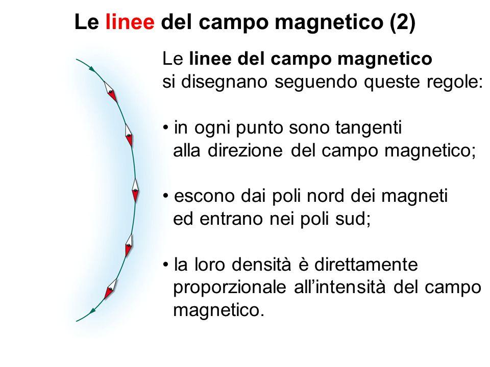 Le linee del campo magnetico (2)
