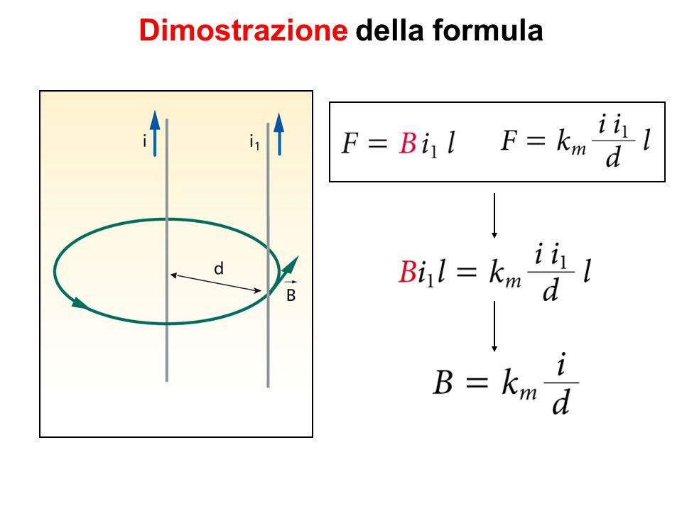 Dimostrazione della formula