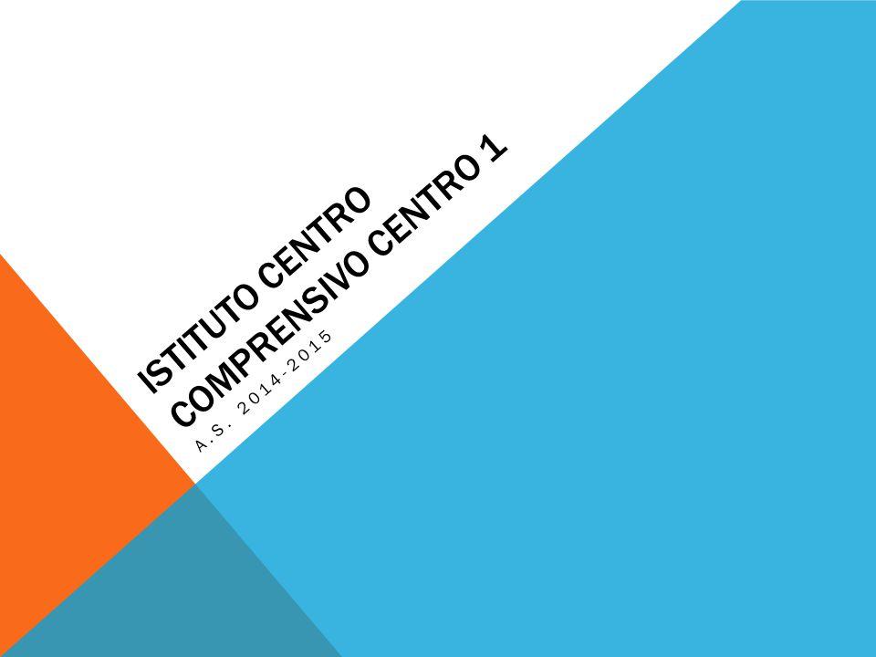 ISTITUTO CENTRO COMPRENSIVO CENTRO 1