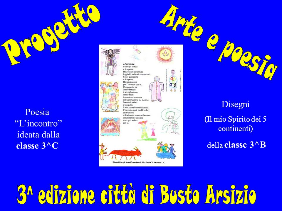 3^ edizione città di Busto Arsizio