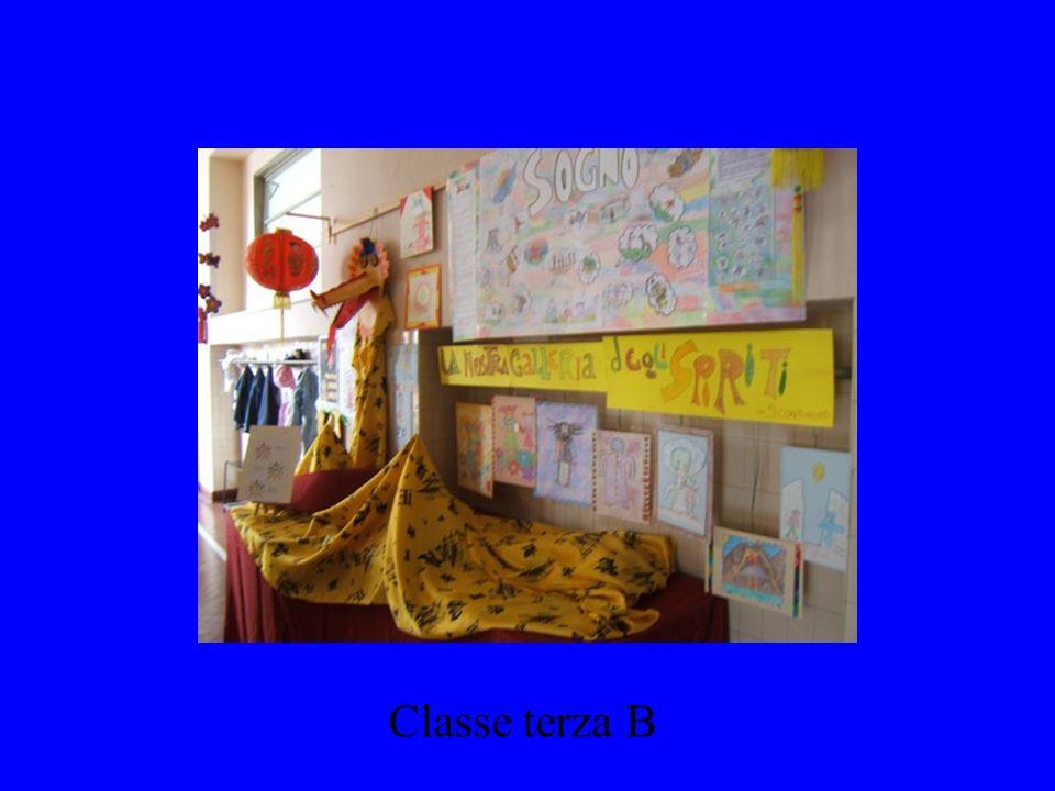 Classe terza B