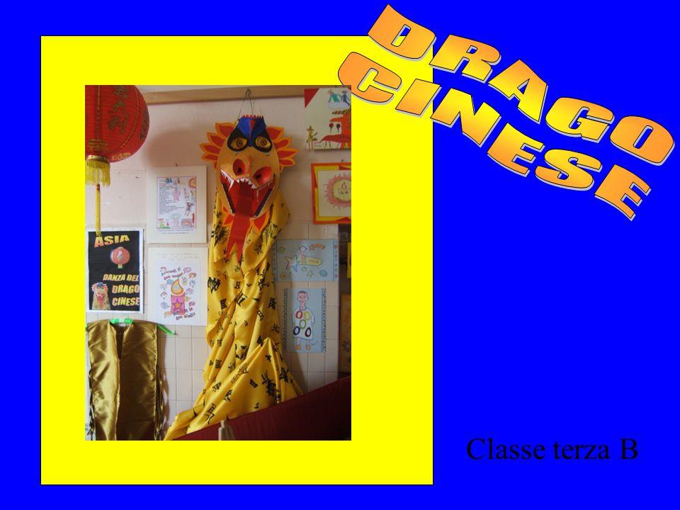 DRAGO CINESE Classe terza B