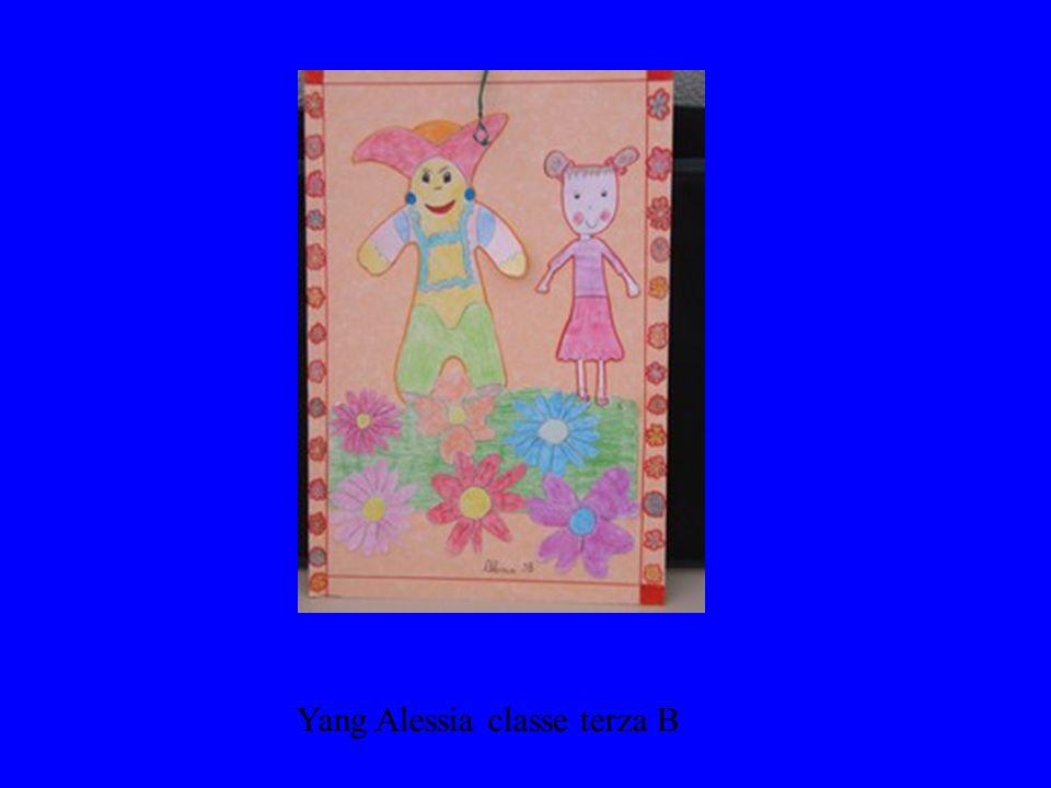 Yang Alessia classe terza B