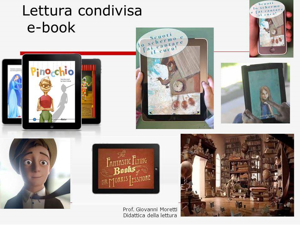 Lettura condivisa e-book