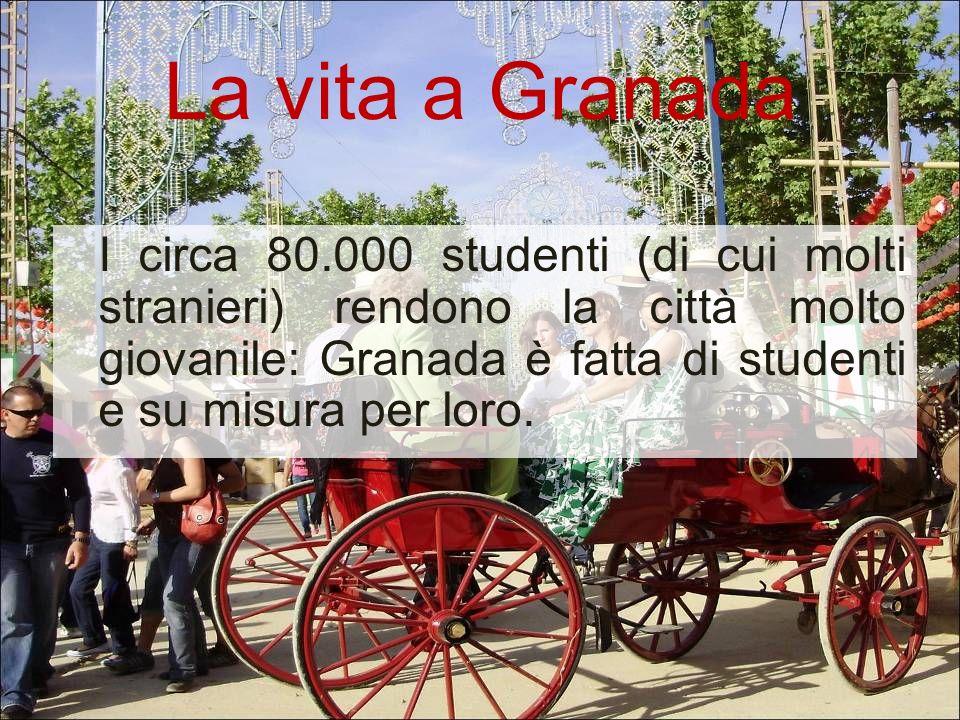 La vita a Granada