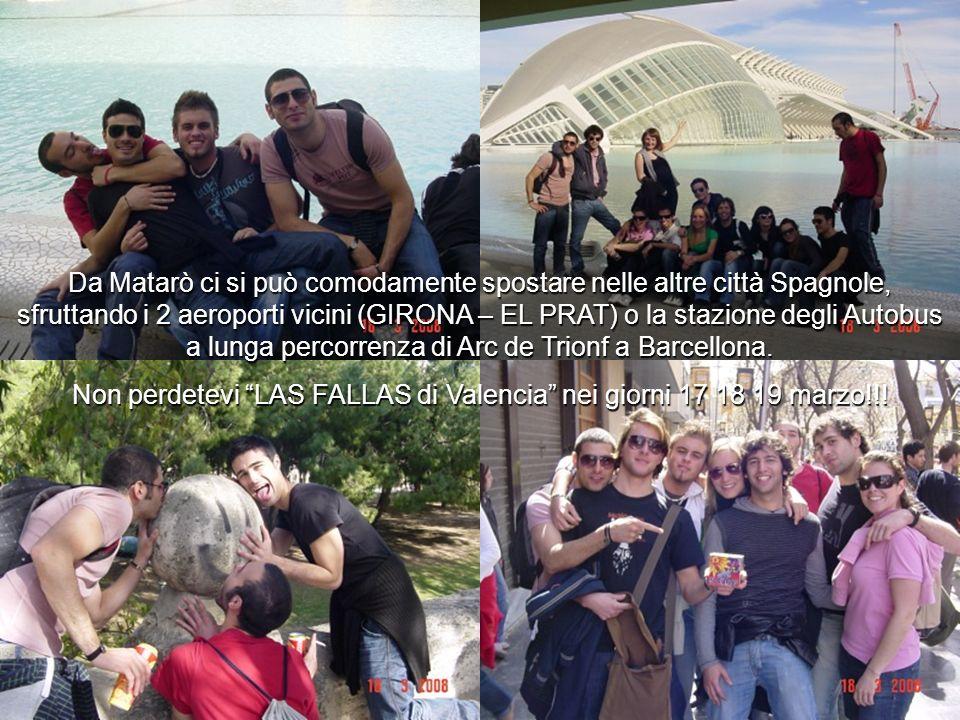 Non perdetevi LAS FALLAS di Valencia nei giorni 17 18 19 marzo!!!