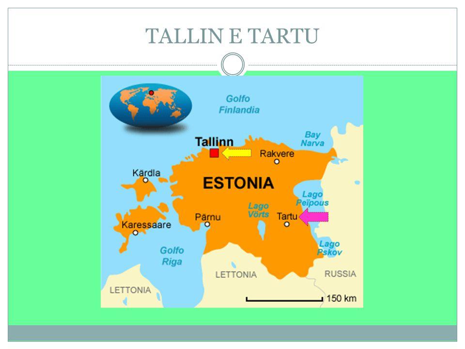 TALLIN E TARTU