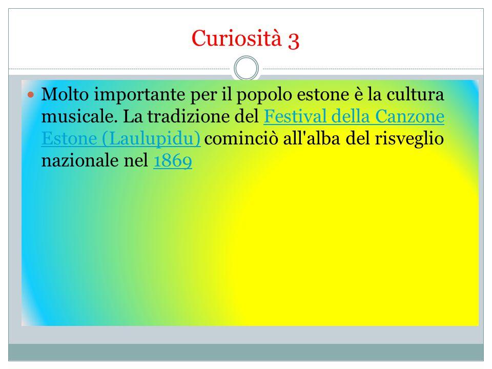 Curiosità 3
